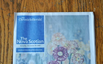 Article: The Chronicle Herald