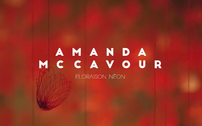 Video: Floraison Néon @ Espace Pierre Debain