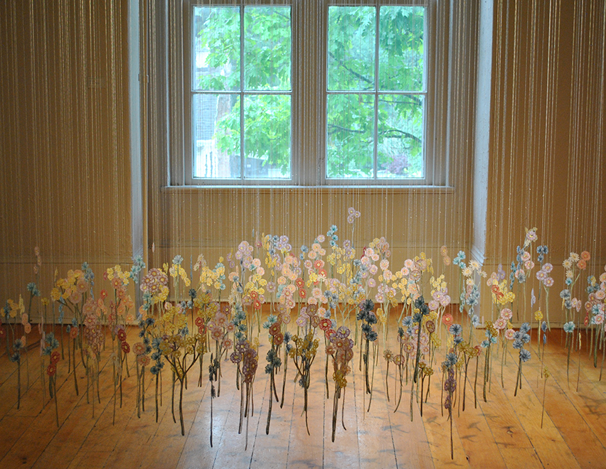 Exhibition: Embroidered Spaces @ Homer Watson House & Gallery