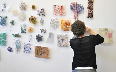 Workshop: Canadian Embroiderers Guild, London, ON