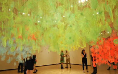 Exhibition: Eye of the Needle @ The Taubman Museum of Art