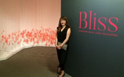 Exhibition: Bliss: Gardens Real and Imagined @ The Textile Museum of Canada