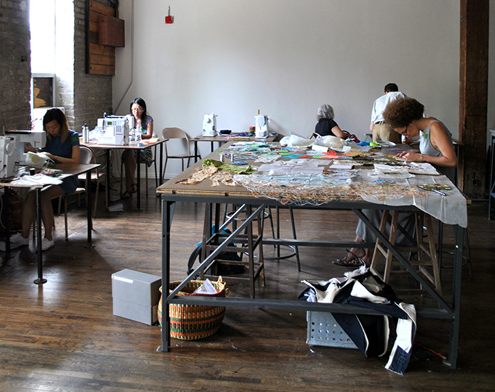 Workshop: Experimental Surfaces @ The Workroom Studio