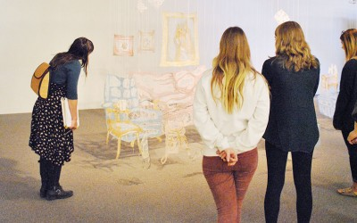 Exhibition: Rooms @ The Appalachian Center for Craft @ Tennessee Tech University