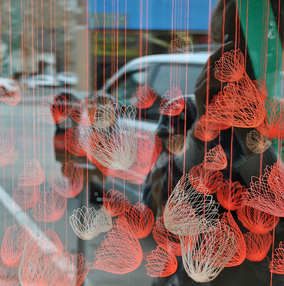 Exhibition: Neon Bloom @ Niagara Artists Centre, Plate Glass Gallery