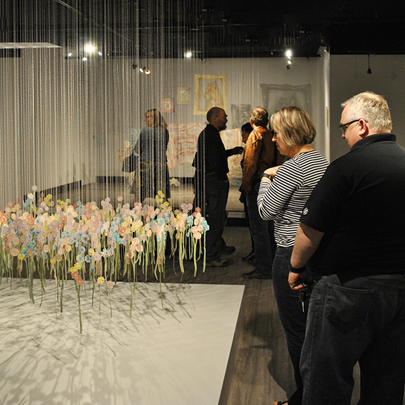 Exhibition: Day Dream @ The Okotoks Art Gallery