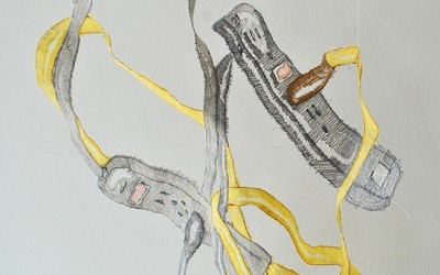 Exhibition: Recent Work: Lines and Tangles @ ARTiculations