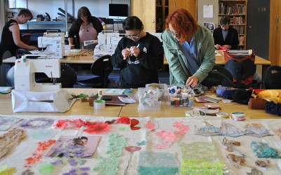 Workshop: At Sheridan College with The Canadian Craft Biennial's Artists-In-Residence