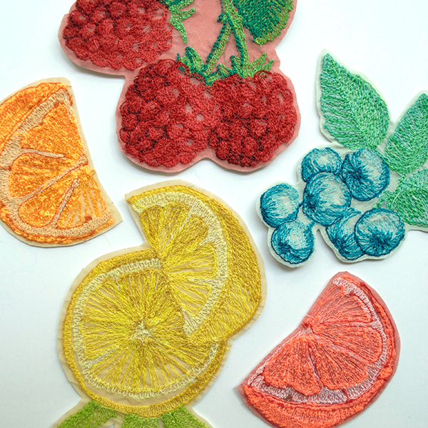 Fruit Medley (4 Patch Combo)