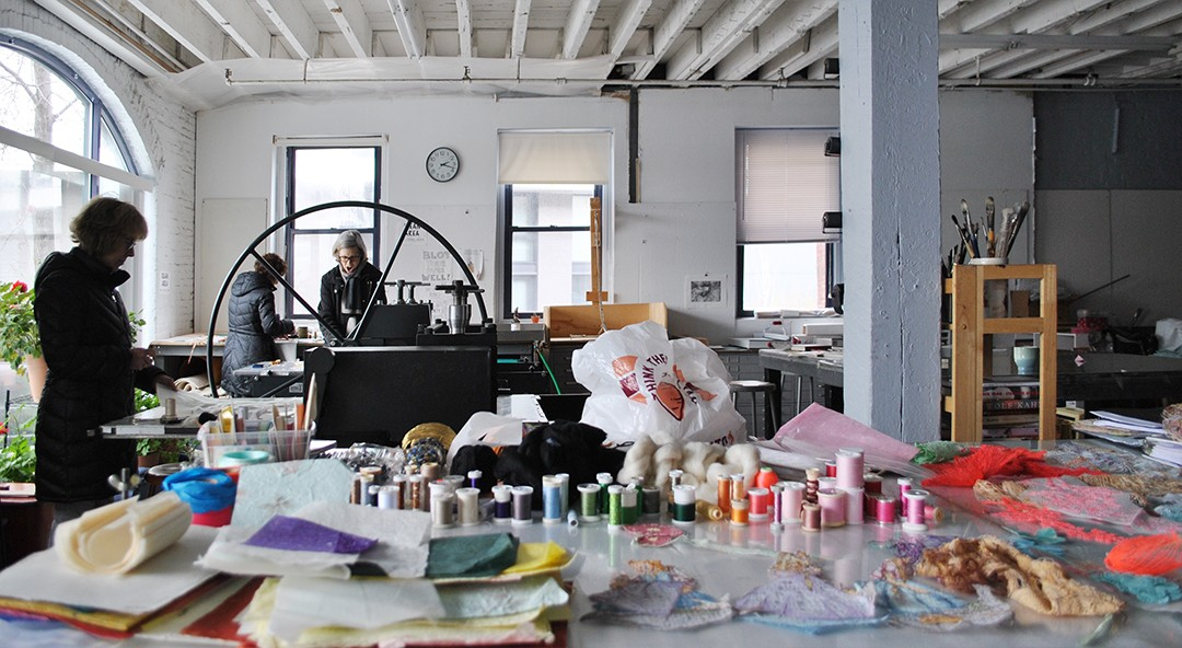 Workshop: Shephard Art Studios, Boston, MA