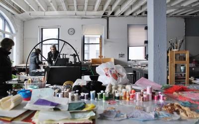 Workshop: Shephard Art Studios, Boston, MA
