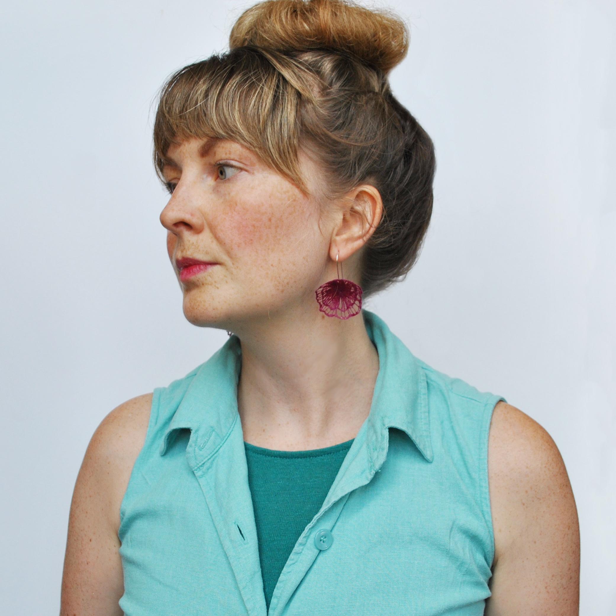 Single Bloom Earrings