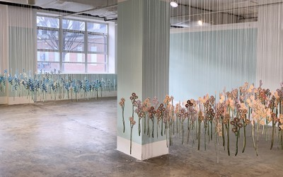 Exhibition: Floating Garden @ Workhouse Arts Center, Lorton, VA