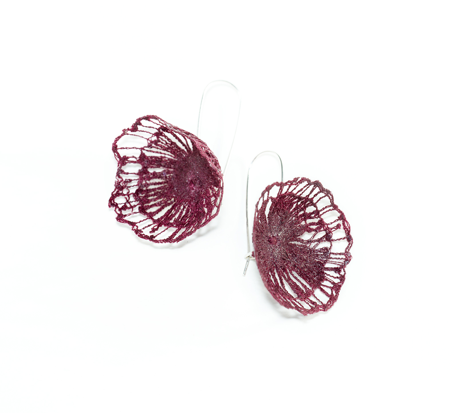 Single Bloom Earrings